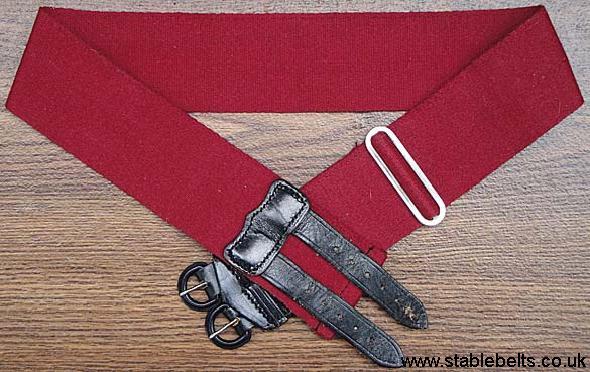 The Paras Stable Belt The Parachute Regiment